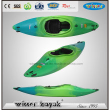 2.55 Mtrs Single Sit in Sport Kayak for Whitewater Padding